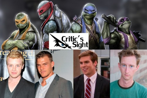 todos los actores de Ninja Turtles criticsight