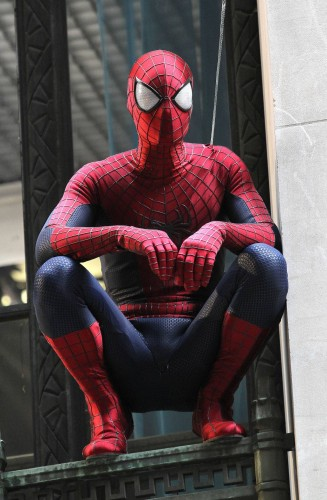 Amazing spiderman 2 spidy pics criticsight 1