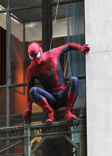Amazing spiderman 2 spidy pics criticsight 15