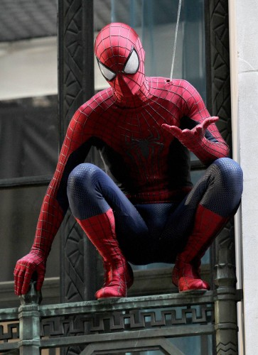 Amazing spiderman 2 spidy pics criticsight 2