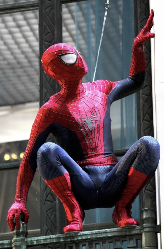 Amazing spiderman 2 spidy pics criticsight 3