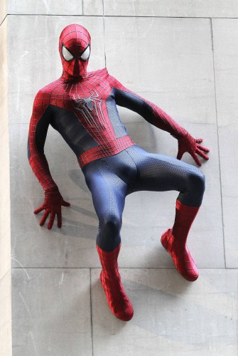 Amazing spiderman 2 spidy pics criticsight 4