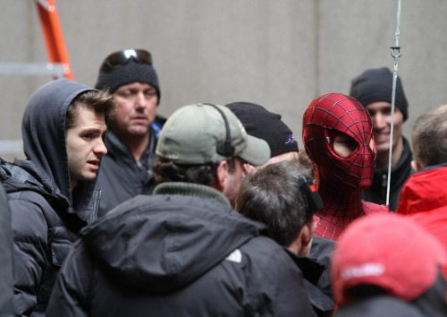Amazing spiderman 2 spidy pics criticsight 9