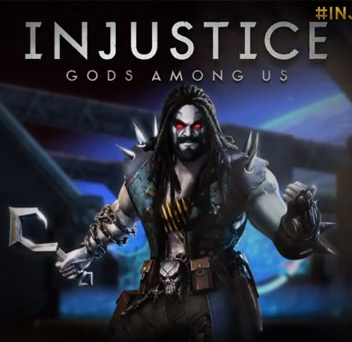 LOBO - first DLC for Injustice: Gods Among Us