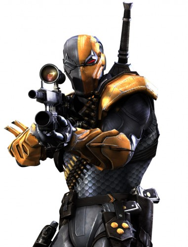 injustice god among us deathstroke criticsight
