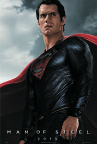 man of steel poster nuevo criticsight