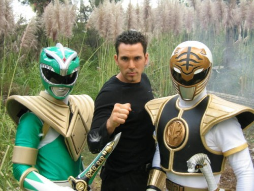 Especial power rangers megaforce criticsight imagen  1