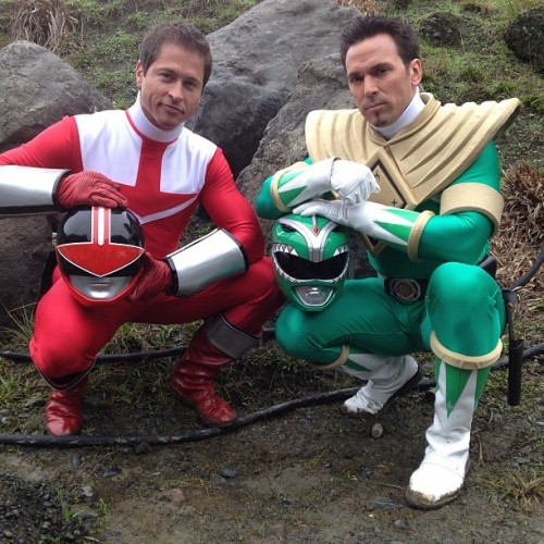 Especial power rangers megaforce criticsight imagen 2