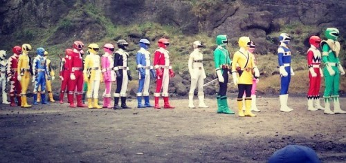 Especial power rangers megaforce criticsight imagen 4
