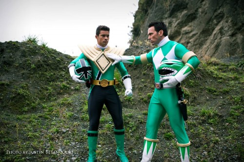 Especial power rangers megaforce criticsight imagen 5