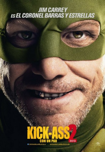 Kick ass 2 criticsight poster 3