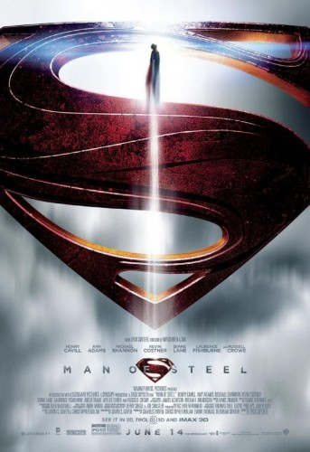 Man of steel nuevo poster criticsight 1