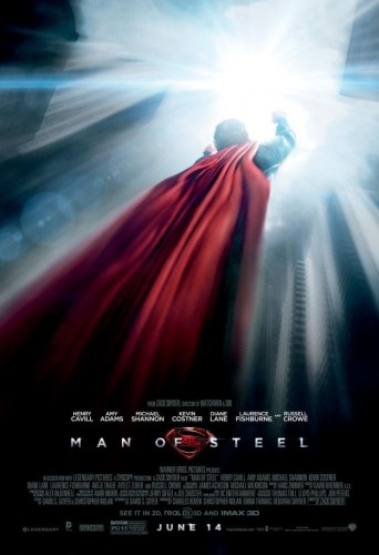Man of steel nuevo poster criticsight 2