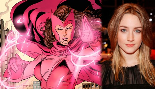 Saoirse Ronan como scarlet witch criticsight