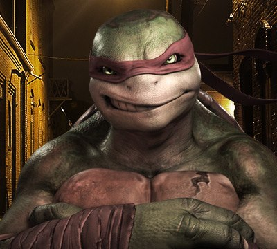 TMNT Out of Shadows criticsight Raphael 1