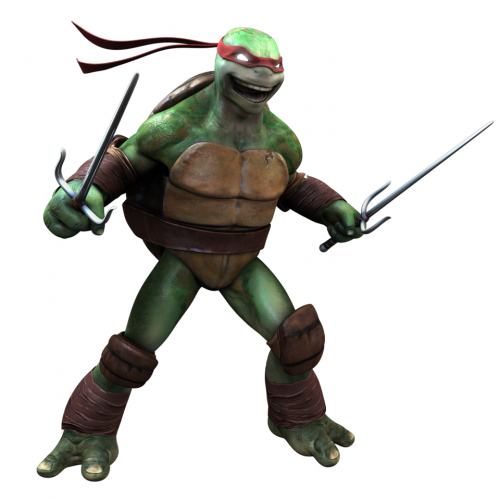 TMNT Out of Shadows criticsight Raphael 2