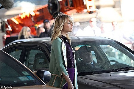 amazing spiderman 2 gwen stacy spoiler criticsight imagen 3