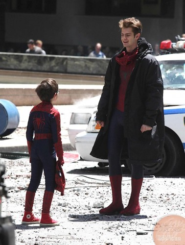 andrew garfield spidy criticsight