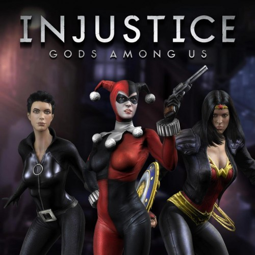 bad girls costume pack en injustice gods among us criticsight