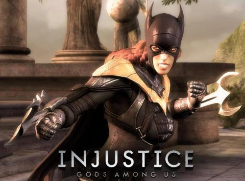 batgirl en injustice DLC criticsight