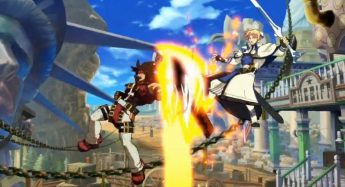 guilty gear xrd criticsight