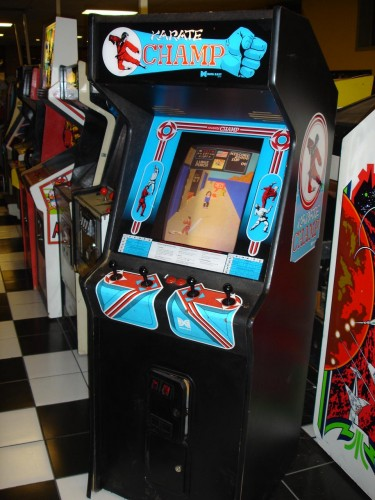 karate champ arcade criticsight