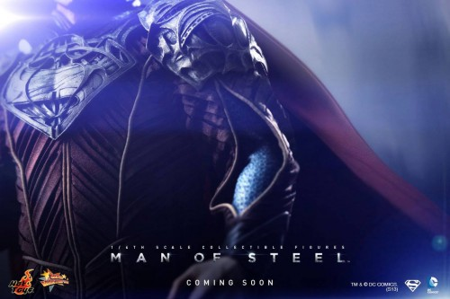 man of steel figura hot toys jor el criticsight
