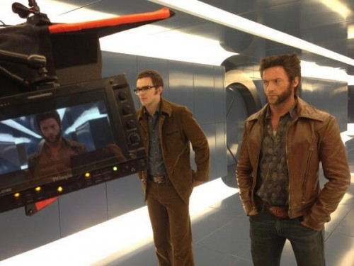 wolverine y bestia x men days of the future past criticsight
