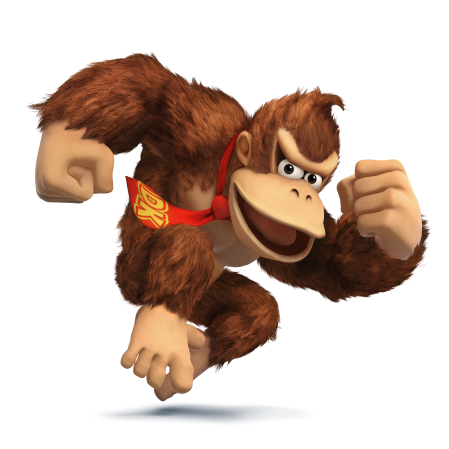 Arte super smash bros wii u 3ds criticsight imagen donkey kong