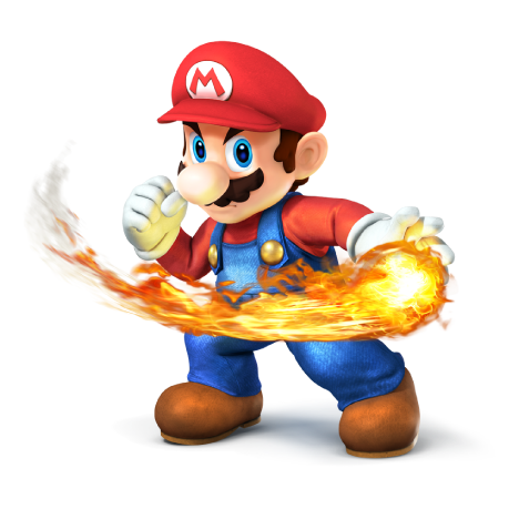 Arte super smash bros wii u 3ds criticsight imagen mario
