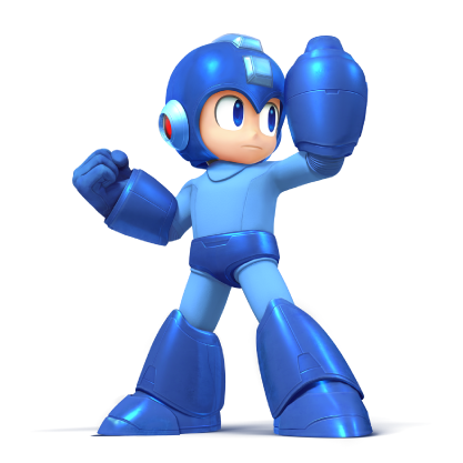 Arte super smash bros wii u 3ds criticsight imagen megaman