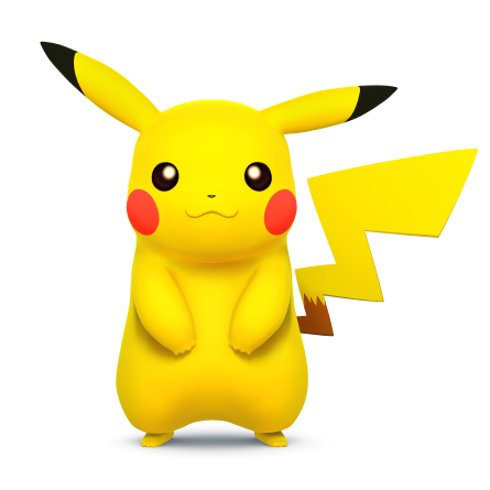 Arte super smash bros wii u 3ds criticsight imagen pikachu