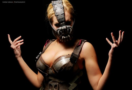 Fotos cosplayers criticsight bane3