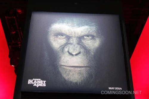 Posters de películas 2014 criticsight dawn of the planet of the apes