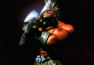 killer instinct criticsight  thunder