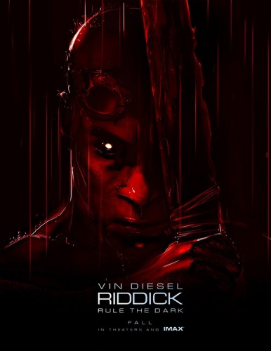 riddick movie pelicula poster criticsight 2013