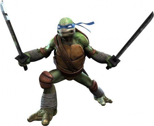tmnt out of shadows leonardo criticsight