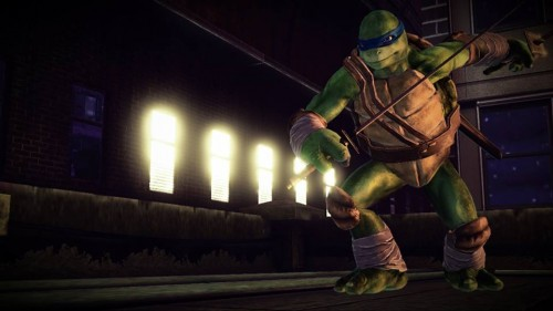 tmnt out of the shadows leonardo criticsight