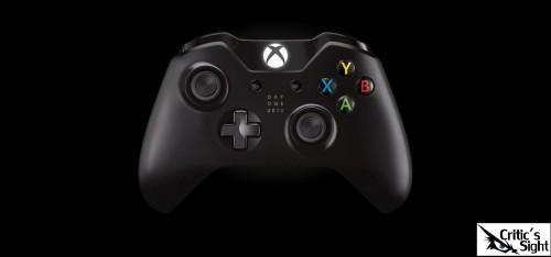 xbox one day one control criticsight
