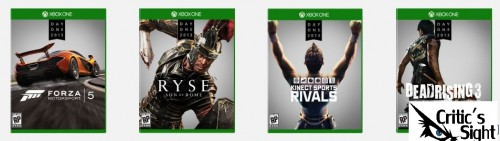 xbox one juegos day one criticsight