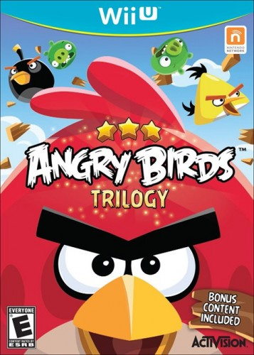 Angry Birds Trilogy criticsight