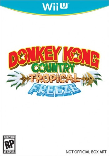 Donkey Kong Country Tropical Freeze criticsight