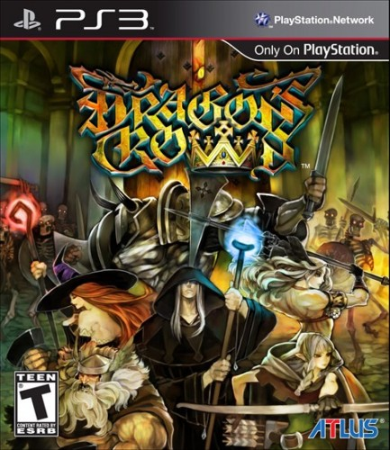 Dragon's Crown criticsight