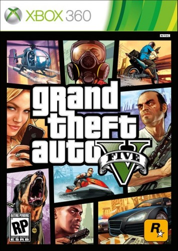 Grand Theft Auto V criticsight