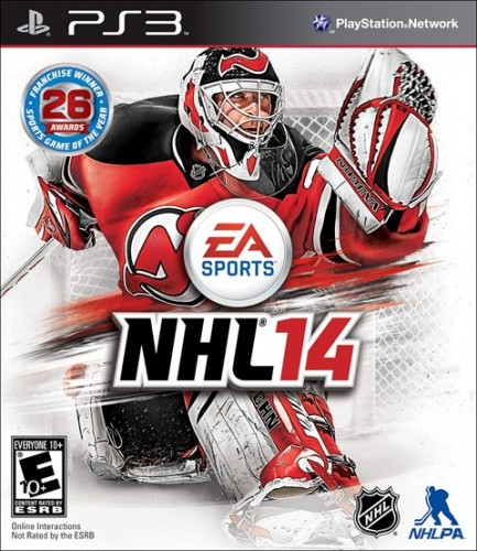 NHL 14 criticsight