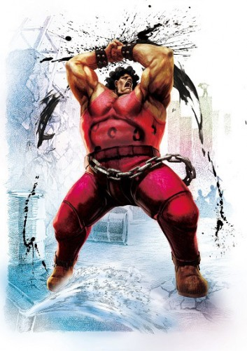 Nuevos personajes super street fighter iv Criticsight hugo
