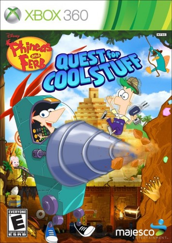 Phineas and Ferb  Quest for Cool Stuff criticsight