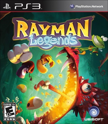 Rayman Legends criticsight