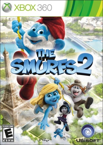The Smurfs 2 criticsight