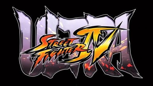 ULTRA STREET FIGHTER IV LOGO CRITICSIGHT